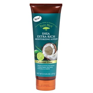 Tree Hut Body Lotion Coconut Lime 9oz