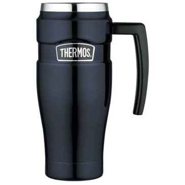 Thermos King 16oz Stainless Steel Travel Mug
