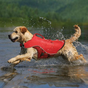 Kurgo Surf N Turf Dog Life Jacket X-Large