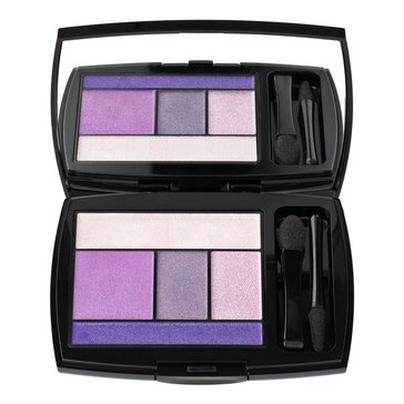 Lancome Color Design Eye Brightening All-In-One 5 Shadow & Liner Palette - Amethyst Glam