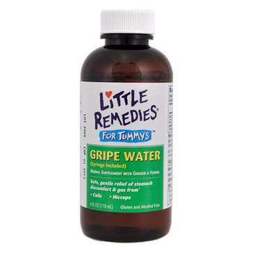 Little Tummys Gripe Water 4oz
