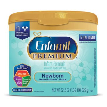 Enfamil Premium Newborn Powder 22.2oz