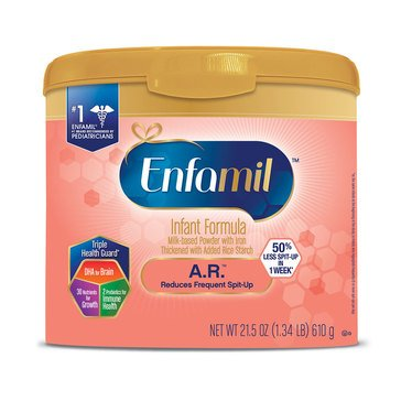 ENFAMIL A.R. POWDER TUB 21.5OZ