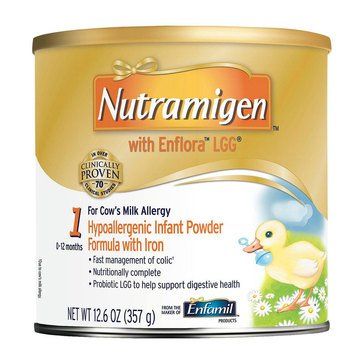 NUTRAMIGEN WITH ENFLORA LGG POWDER 12.6OZ