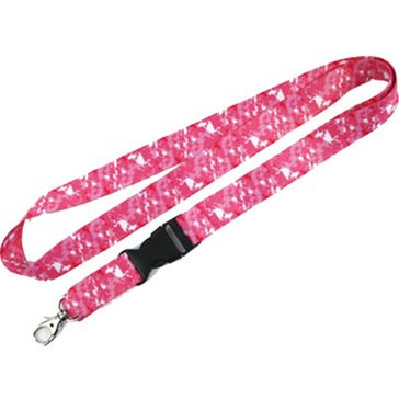 MCM Group USN Sublimated Pink Digital Lanyard