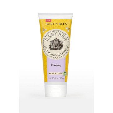 Burt's Bees Baby Bee Nourishing Lotion Calming 6oz