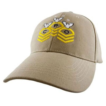Eagle Crest USN Cap, CPO The Chosen Few