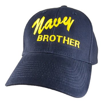 Eagle Crest USN Brother Hat