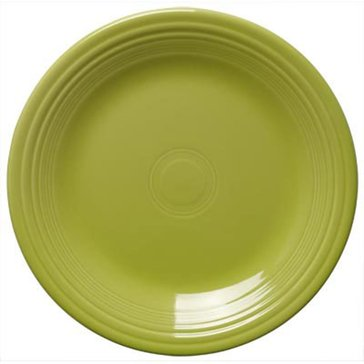 Fiesta Dinner Plate, Lemongrass