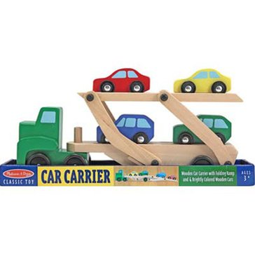 Melissa & Doug Car Carrier Set