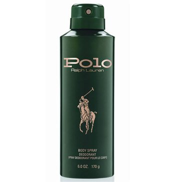 Ralph Lauren Polo Green Body Spray 6oz