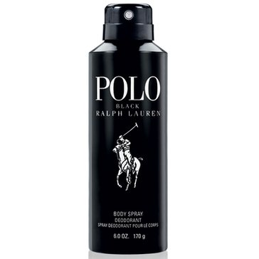 Ralph Lauren Polo Black Body Spray 6oz