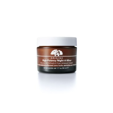 Origins High Potency Night-A-Mins Mineral Enriched Oil-Free Cream 1.7oz