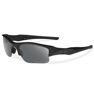 Oakley Standard Issue Flak Jacket XJL Matte Black/Grey Polarized Sunglasses 63mm