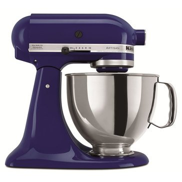 KitchenAid Artisan Series 5-Quart Tilt-Head Stand Mixer - Cobalt Blue (KSM150PSBU)