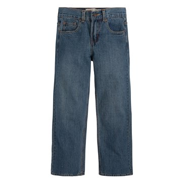 Levi's 8-20 Boy's 550 Relaxed Fit Jeans