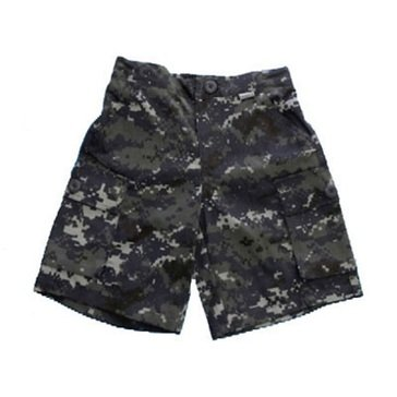Trooper USN Youth Digital Camo Shorts