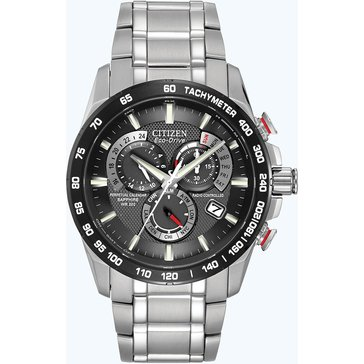 Citizen Men's Eco-Drive Perpetual Chronograph Watch