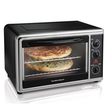 Hamilton Beach Countertop Oven with Convection and Rotisserie (31100)