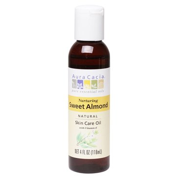 Aura Cacia Skin Care Oil - Sweet Almond