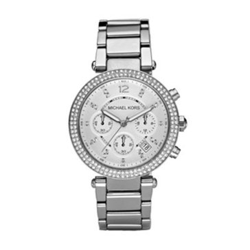 Michael Kors Women's Parker Stainless Steel Watch, 39mm