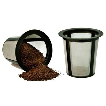 Medelco Universal Single Cup Replacement Coffee Filter, Set of 2 (RK202)