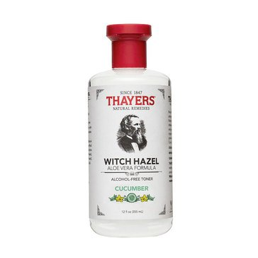 Thayers Alcohol Free Cucumber Witch Hazel Toner 12o
