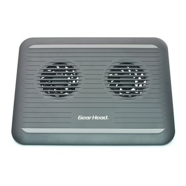 Gear Head Notebook Cooling Fan (CF3300BLK)
