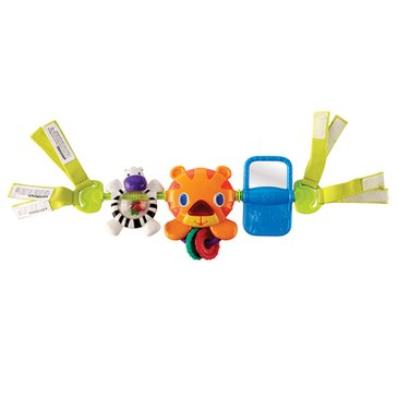Bright Starts Tiger Toy Bar