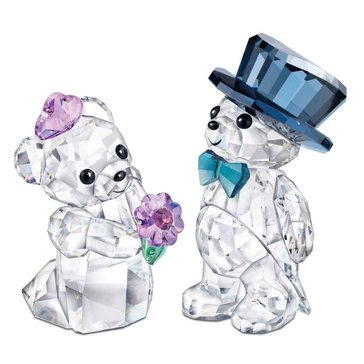 Swarovski Crystal Living 'Kris Bear' You + I