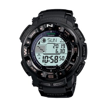 Casio Men's Pro Trek Tough Solar Digital Watch
