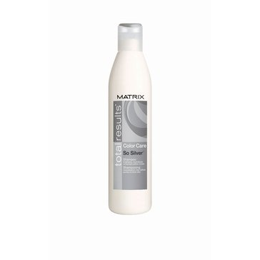 Matrix Total Results So Silver Shampoo 10oz