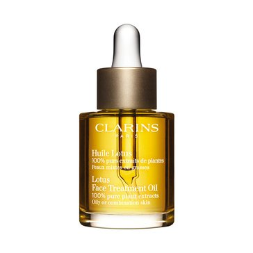 Clarins Lotus Face Treatment Oil - Oily/Combination Skin 1.0oz