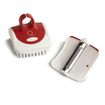 Martha Stewart Collection Palm Peeler, Red