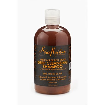Shea Moisture African Black Soap Cleansing Shampoo