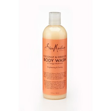 Shea Moisture Coconut & Hibiscus Body Wash