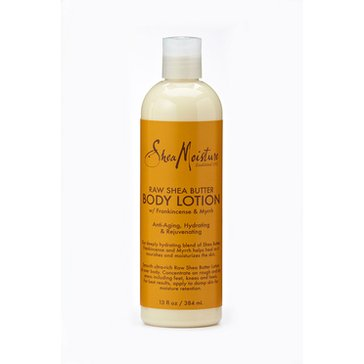 Shea Moisture Raw Shea Butter Body Lotion