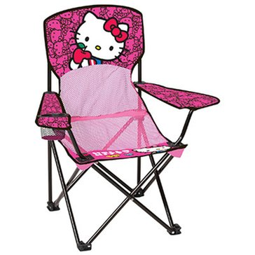 Exxel Hello Kitty Kid'S Mesh  Chair With  Arms