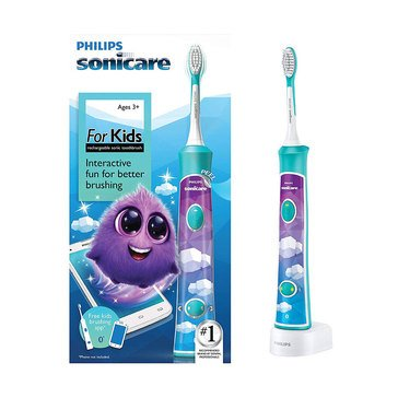 Philips For Kids Sonic Electric Toothbrush