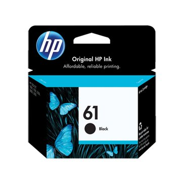 HP #61 Black Ink Cartridge CH561WN