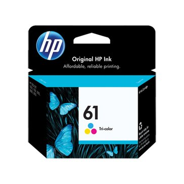 HP #61 Tri-Color Ink Cartridge CH562WN