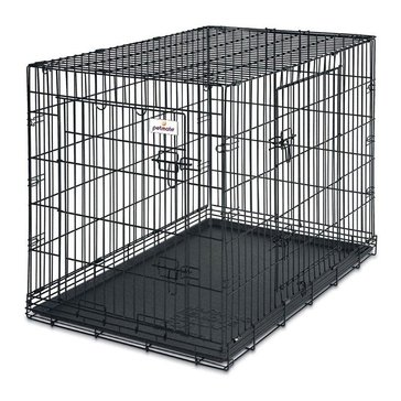 Petmate 2-Door Training Retreat Kennel for Dogs, 19