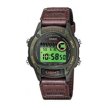 Casio Men's Sport Watch W94HF-3AV, Sport Green 35mm