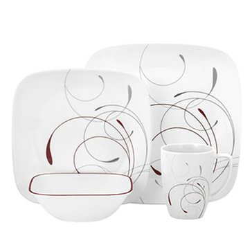 Corelle Splendor 16-Piece Dinnerware Set