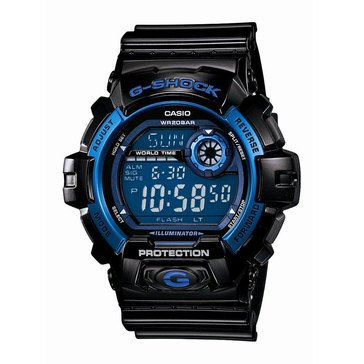 Casio G-Shock Men's Digital Watch G-8900A-1K, Black 55mm