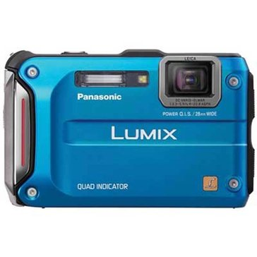 Panasonic DMC-TS4 12.1 MP Digital Camera with 6x Optical Zoom