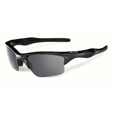 Oakley Men's Half Jacket 2.0 XL Polarized Sunglasses, Pol Black