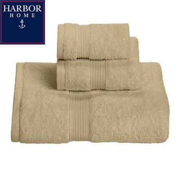 Harbor Home Airelite Hand Towel, Driftwood