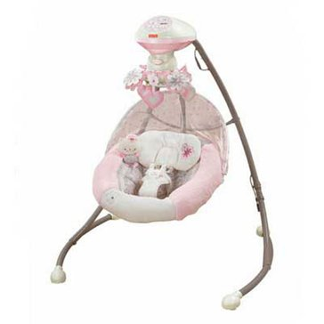 Fisher-Price My Little Sweetie Cradle Swing