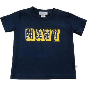 Third Street Sportswear Toddler Boy's USN Repeat Snoopy Tee